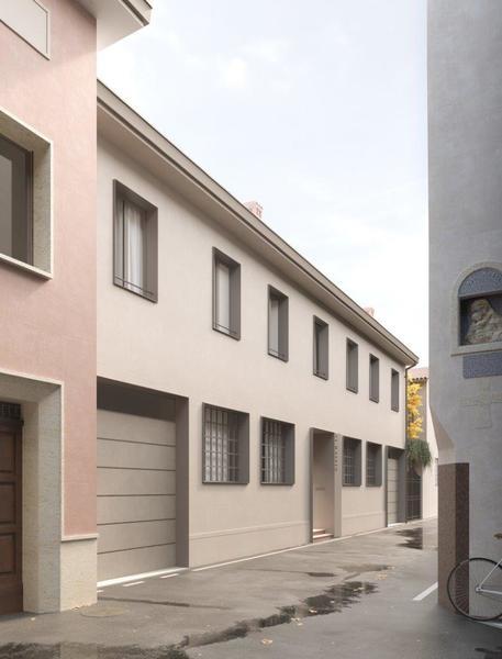 fotografie - Villa bifamiliare Faenza (RA) Centro Storico