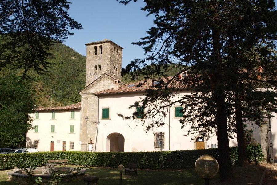 fotografie - Villa a schiera Marradi (FI)